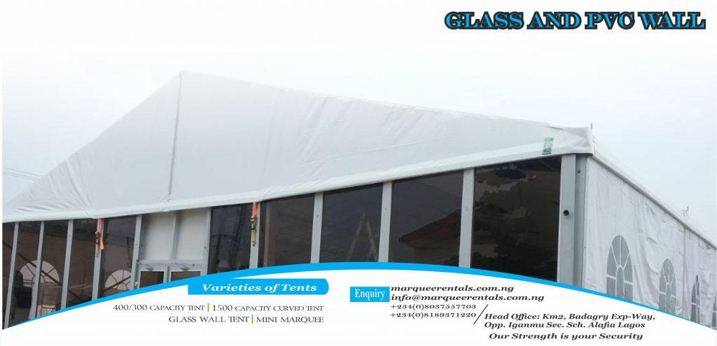 marquee tent rentals
