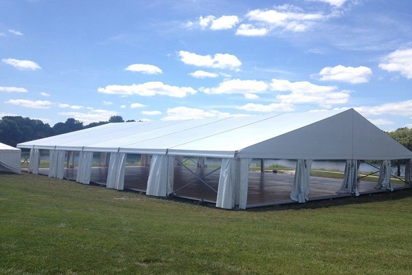 clear span marquee tent