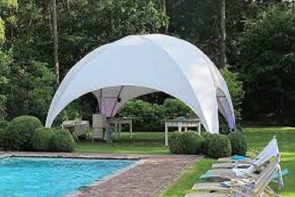 dome marquee tents