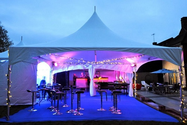 pagoda marquee tents